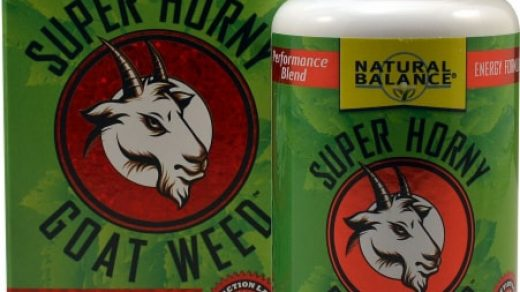 Natural Balance Super Horny Goat Weed, 60 Vegetarian Capsules - Fry's Food  Stores