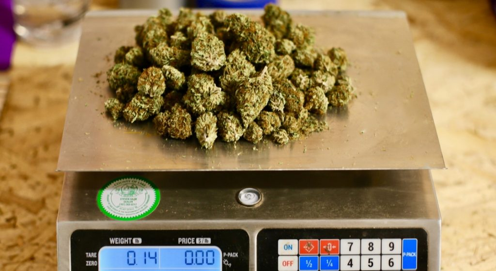 How Many Ounces Are in a Quarter Pound of Weed?