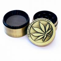 Medium Metal Herb Grinder - Marijuana SA