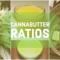 The Perfect Cannabutter Ratio - A Weed to Butter Chart in Grams