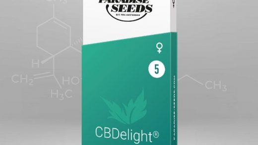 Delight CBD Feminised Seeds (CBDelight™)