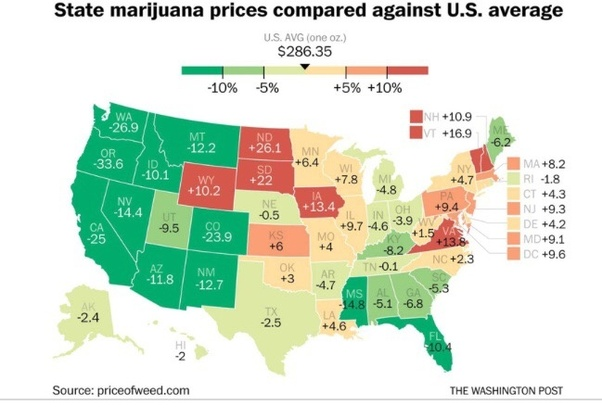 How much is a half pound of weed? - Quora