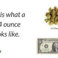 How much does a quarter of marijuana weigh? - Quora