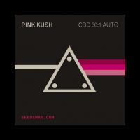 Pink Kush CBD 30:1 Auto Feminised Seeds
