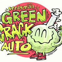 Green Crack Auto Feminised Seeds