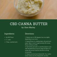 CBD Cannabutter — Kush Queen - THC & CBD Products