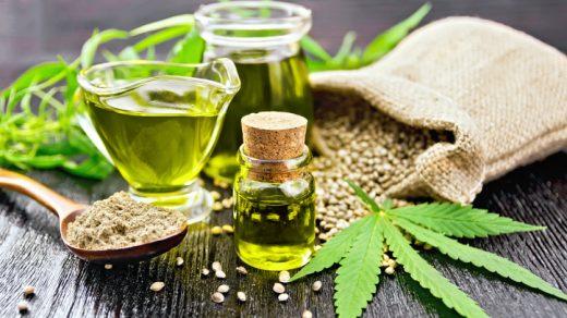 Hemp oil versus CBD for anti-inflammatory skin care