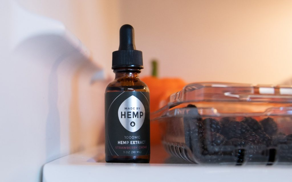 How to Store CBD Oil & Other Hemp Products | Made By Hemp