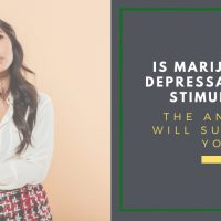 Is Marijuana a Stimulant or a Depressant? The Answer will Surprise You   THC  Physicians