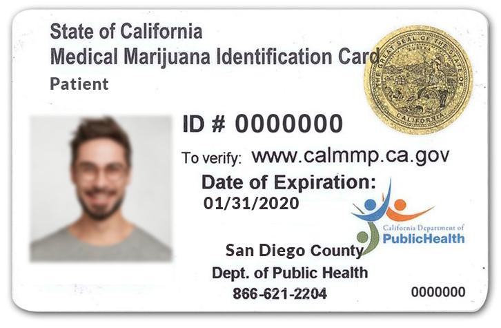 How to get a California Medical Marijuana Identification Card (MMIC) [2021]  - FadeMD Blog