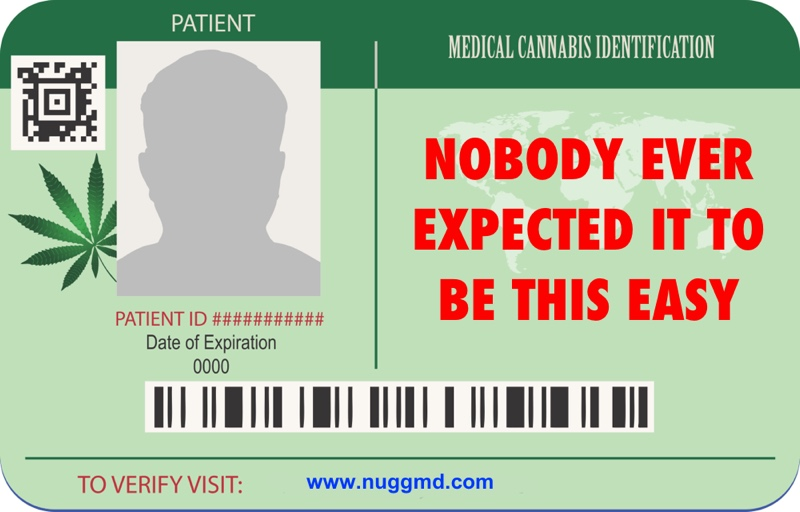 Here's Why You'll Still Need a California Medical Marijuana Card in 2018    TheUnion.com