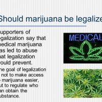 Keep Marijuana Illegal - ppt download