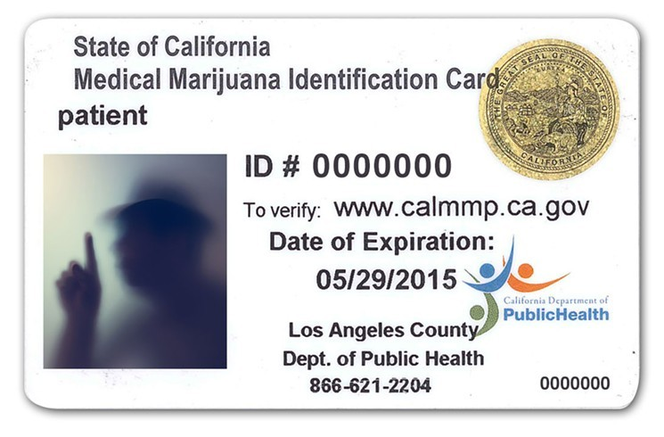 Frequently asked questions about getting a California state medical  marijuana ID card   GreenState   GreenState