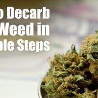 How to Decarb Weed in 3 Simple Steps - Monroe Blvd