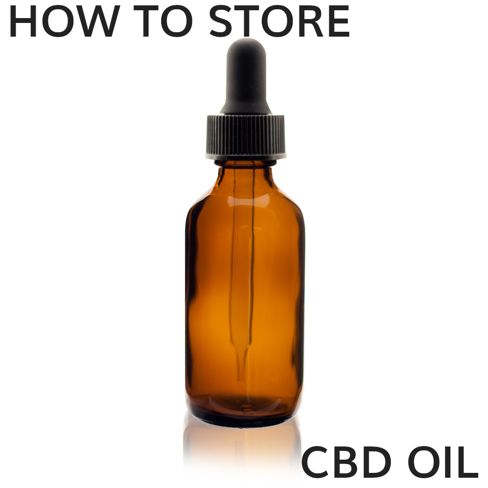 How to Store CBD Oil (Must Read If You Use CBD Oil!) | Honest CBD Reviews