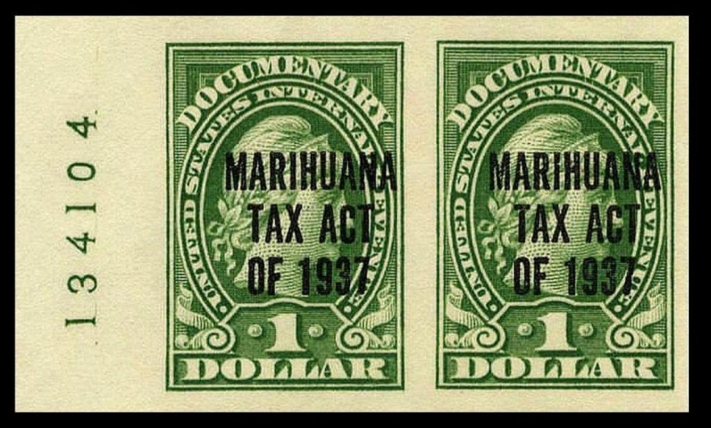 On This Date: FDR Made Marijuana Illegal 81 Years Ago - Causes