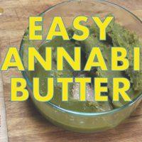 Easy Cannabis Butter Recipe | TNMNews Recipes - YouTube