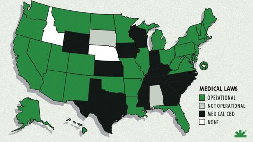 Medical Marijuana Laws - NORML